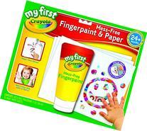 Crayola NOM208059 My First Crayola Mess-Free Fingerpaint &