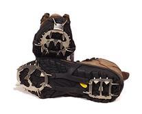 1 Pair Non-slip Tread Grips Anti-slip Ice & Snow Traction