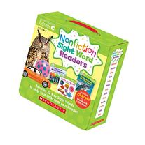 Nonfiction Sight Word Readers Parent Pack Level C: Teaches