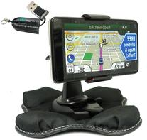 ChargerCity NonSlip Beanbag Friction Mount for Garmin Nuvi