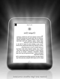 Barnes & Noble NOOK Simple Touch with GlowLight, Wi-Fi, 2GB