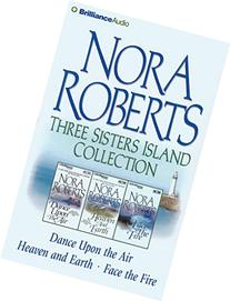 Nora Roberts Three Sisters Island CD Collection :  Dance