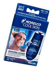 Philips Norelco HQ170 Cool Skin Nivea for Men Lotion