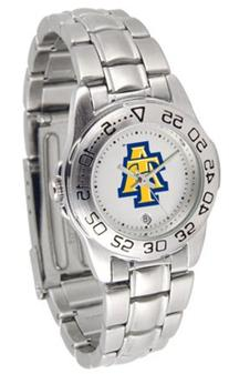 North Carolina A & T Aggies Gameday Sport Ladies' Watch with