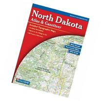 North Dakota Atlas & Gazetteer
