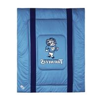 North Carolina Tar Heels  Twin Size Sideline Comforter