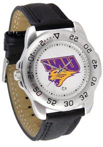 Northern Iowa Panthers Gameday Sport Men's Watch by Suntime