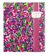 Lilly Pulitzer Large Notebook, Wild Confetti