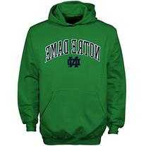 Notre Dame Fighting Irish Men's Hooded Sweatshirt - Green