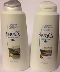 Dove Hair Therapy - Nourishing Oil Care - Shampoo &