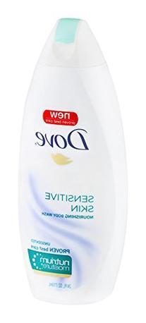 Dove Nourishing Body Wash - Sensitive Skin 24 oz