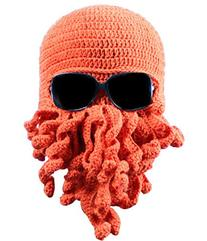 Novelty Fashion Cool Men Woman Unisex Winter Warm Knitted