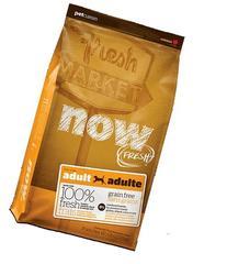 NOW Fresh Grain Free Adult Recipe Dry Dog Food