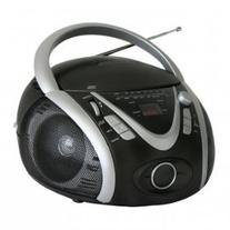 NAXA Electronics NPB-246 Portable MP3/CD Player with AM/FM