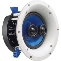 Yamaha NS-ICS600 60w+60w RMS Speaker, White/Blue