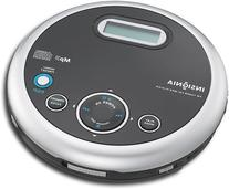 Insignia NS-P5113 Portable CD Player with FM Tuner and MP3
