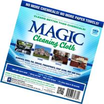 SET OF 2 MICROFIBER MAGIC CLEANING CLOTHS, Anything Non-