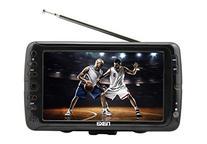 NAXA Electronics NT-70 7' Portable TV & Digital Multimedia