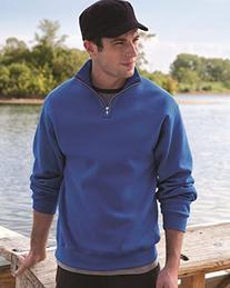 JERZEES - Nublend Cadet Collar Sweatshirt - 995MR