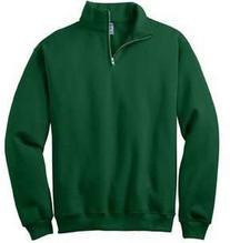 Jerzees Adult NuBlend� Quarter-Zip Cadet-Collar Sweatshirt