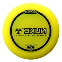 Discraft Nuke Elite Z Golf Disc, 167-169 grams