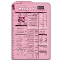 Prestige Medical 3309 Nurse Assist Clipboard, Pink