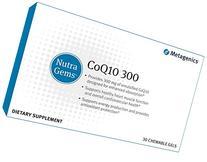 Metagenics - NutraGems COQ10 300, 30 Count