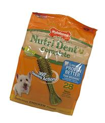 Nutri Dent Adult Chicken 28ct Small Pouch