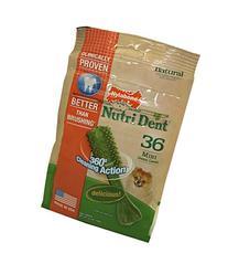 Nylabone Nutri Dent Original Minichews for Mini Dogs, 36-