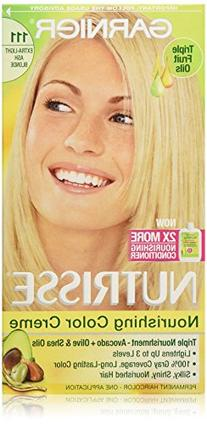 Garnier Nutrisse Nourishing Hair Color Creme, 111 Extra-