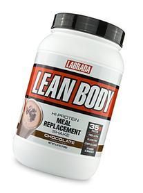 LABRADA NUTRITION - Lean Body High Protein Meal Replacement