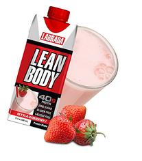 Labrada Nutrition Lean Body RTD Strawberries and Cream 12 -