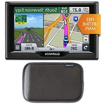 Garmin nuvi 57LM 5 Essential Series 2015 GPS with Lifetime