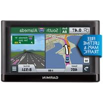 Garmin nüvi 55LMT GPS Navigators System with Spoken Turn-By