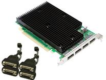 NVIDIA Quadro NVS 450 by PNY 512MB GDDR3 PCI Express Gen 2