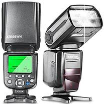 Neewer NW-565 EXN I-TTL Slave Speedlite with Flash Bounce
