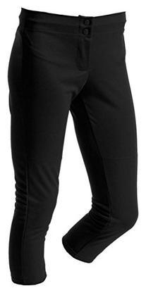 A4 NG6166 Youth Softball Pant - Black, Extra Small