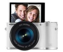 Samsung NX300M 20.3MP CMOS Smart WiFi & NFC Mirrorless