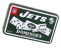 NY Jets Dominoes