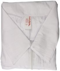 Betty Dain Nylon Barber Jacket, 894 3X White