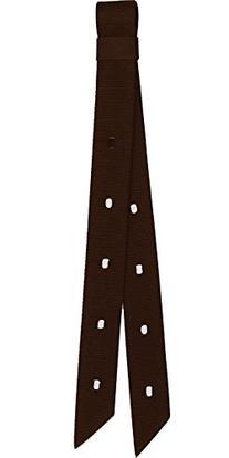 Cashel Nylon Latigo Tie Strap Brown