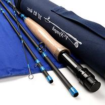 Maxcatch Nymph Fly Rod 4-piece IM10 Carbon Nymph Rod Fly