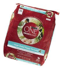 Purina One Smartblend Natural Large Breed Formula Dry Puppy