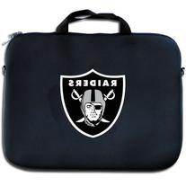 NFL Oakland Raiders Neoprene Laptop Bag