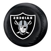 NFL Oakland Raiders Spare Tire Cover