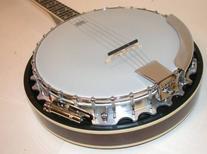 Oscar Schmidt OB5E - Electric 5-String Banjo, w/ PICKUP, 30