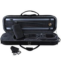 ADM® Full Size Oblong Shape Lightwight Violin Case with