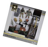 United States Army Observation Tower Playset