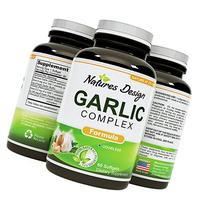 Odorless Garlic and Parsley Supplement - Promotes Healthy