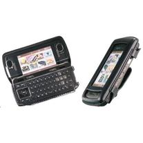 OEM Verizon LG enV Touch VX10000 Leather Fitted Case
